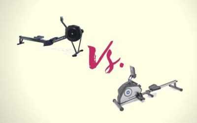 Magnetic vs Air Rower: Any Real Difference? [2019 Edition]