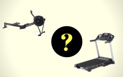 Benefits Of Rowing Machine Vs Treadmill – The Clear Winner