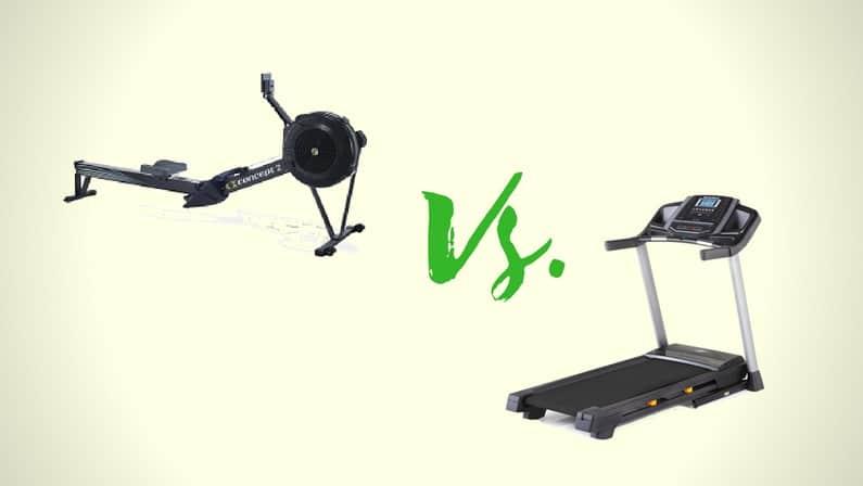 Benefits Of Rowing Machine Vs Treadmill