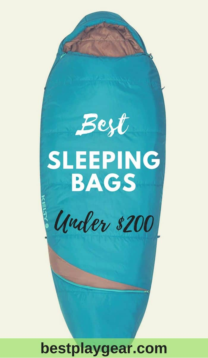 Best Sleeping Bag For Hiking