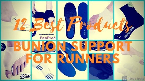 Best Bunion Support For Runners