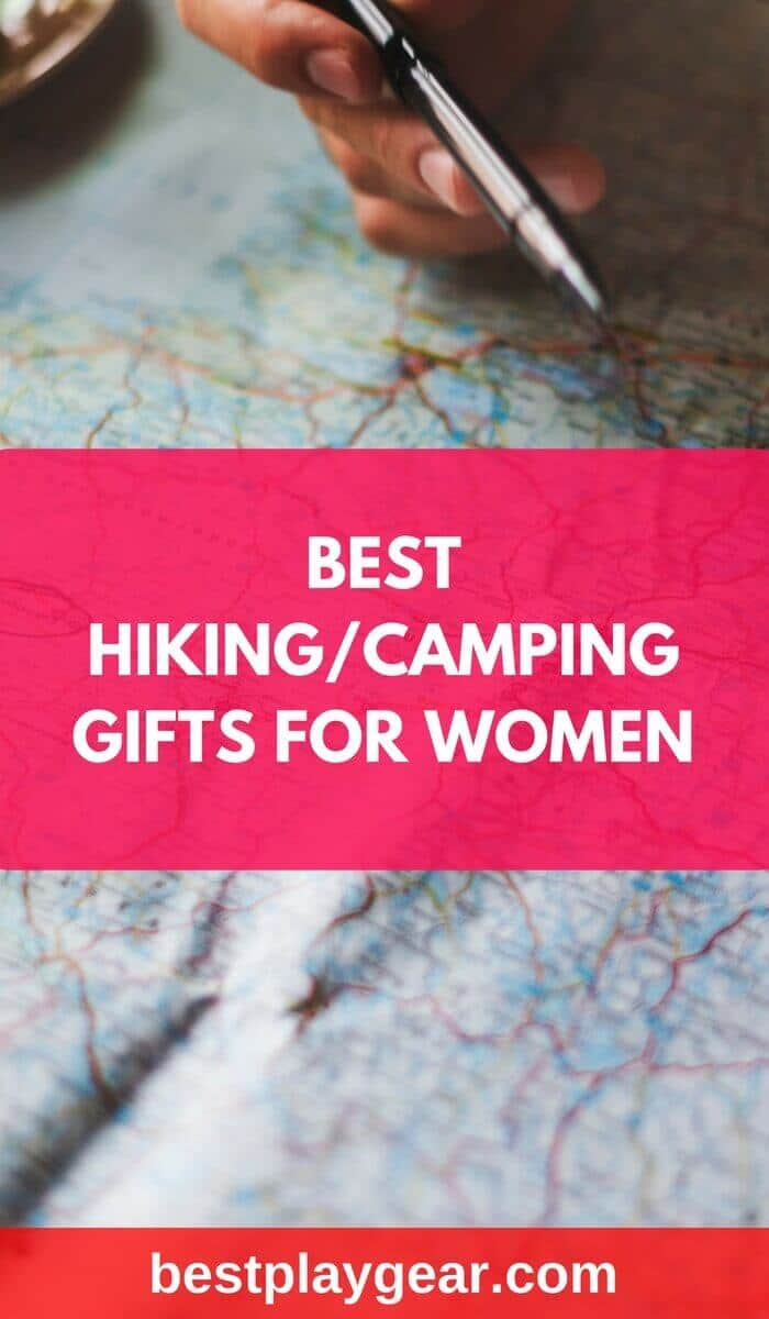 Hiking and Camping Gifts for Women