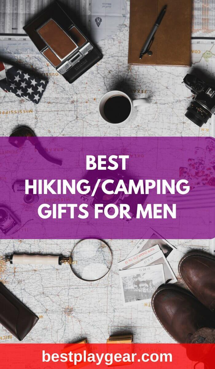 Capming and Hiking Gifts for Men