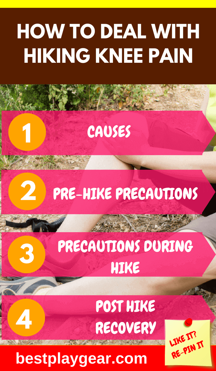 How To Deal With Hiking Knee Pain