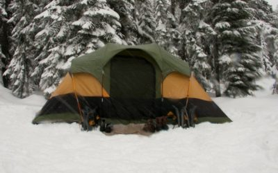 How To Insulate A Tent For Winter Camping [2021]