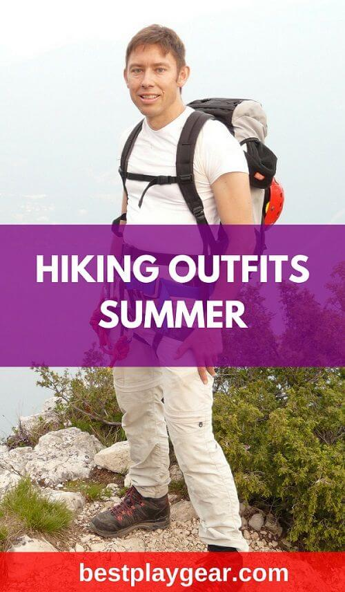 Hiking Outfits Summer