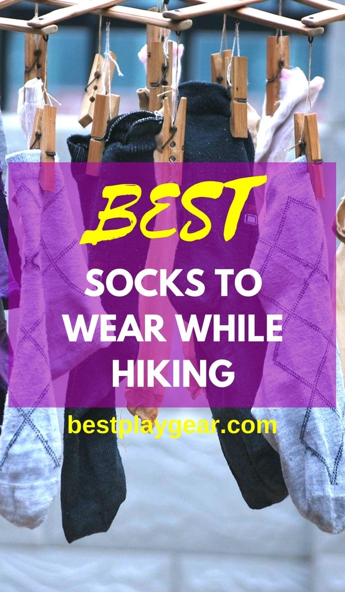 What Are The Best Socks To Wear While Hiking-PIN