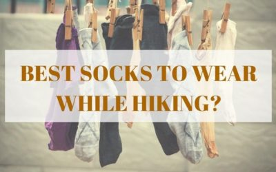 What are the best hiking socks to wear while hiking [2021]