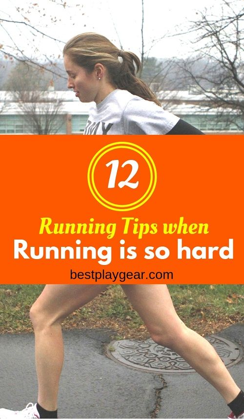 Running is so hard Why Is Running Getting Harder