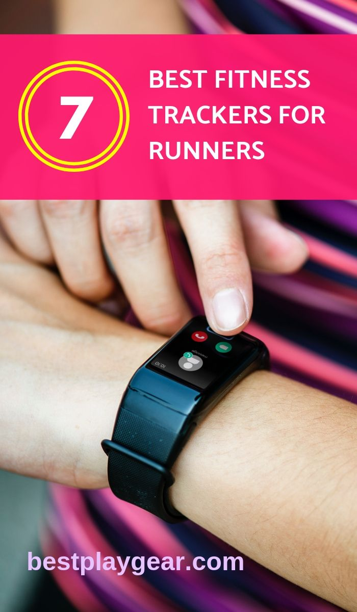 best fitness tracker for runners