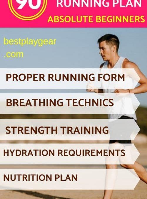 90 Days Running Plan For Absolute Beginner