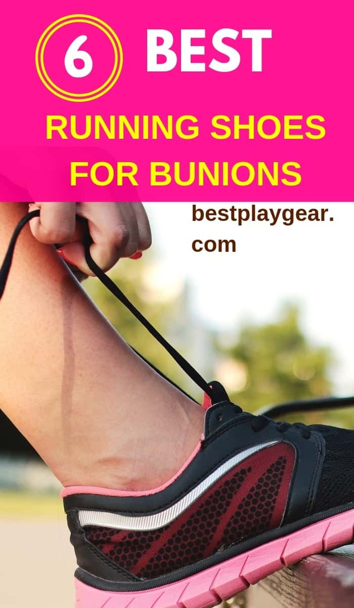 475a723dafc 25 Best Running Shoes For Bunions (Your EVERY Bunion Need Covered ...