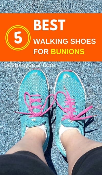 cec089732ce 17 Best Walking Shoes For Bunions (2019 Edition) | Best Play Gear