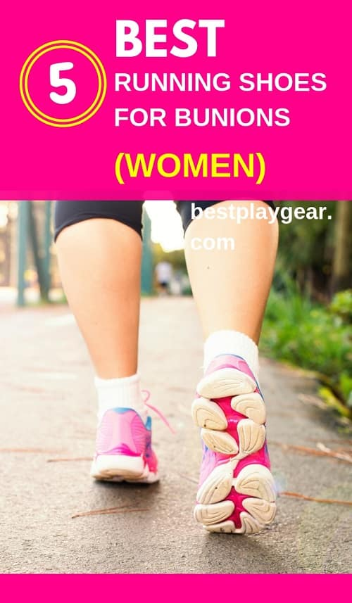 80f29c8bcc7 Best Women's Running Shoes For Bunions in 2019 | Best Play Gear