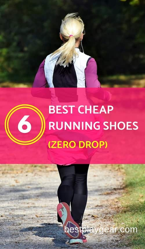 5f919988ea5 Best Cheap Zero Drop Running Shoes of 2019 (FAQ) - Best Play Gear