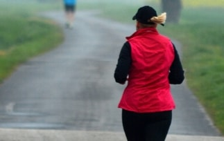 How to get back into running after gaining weight_HI