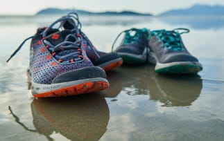 Best Running Shoes for Morton's Neuroma and Plantar Fasciitis HI