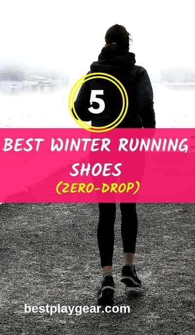 Best Zero Drop Winter Running Shoes in