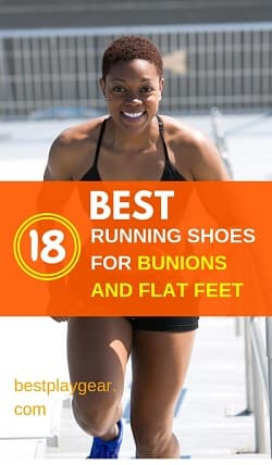 Best Running Shoes For Bunions and Flat Feet