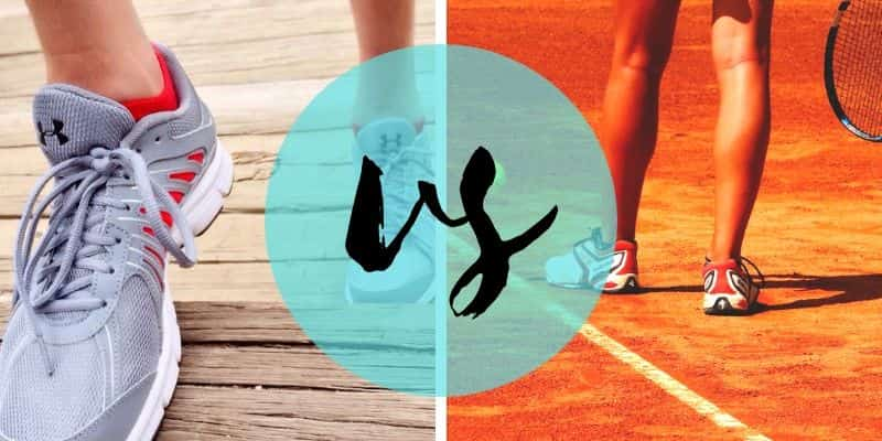 Is Running Shoe Good For Tennis