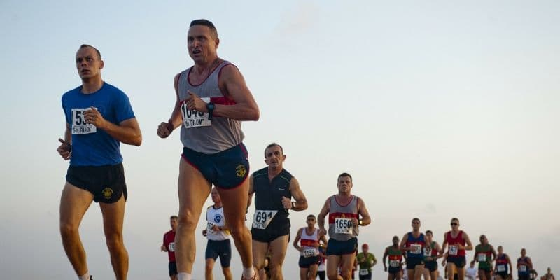 What is running endurance-85-min