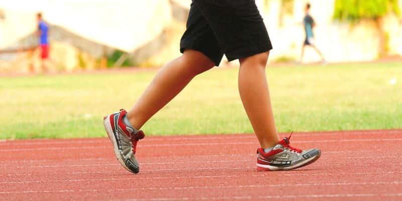 What is running gait 96