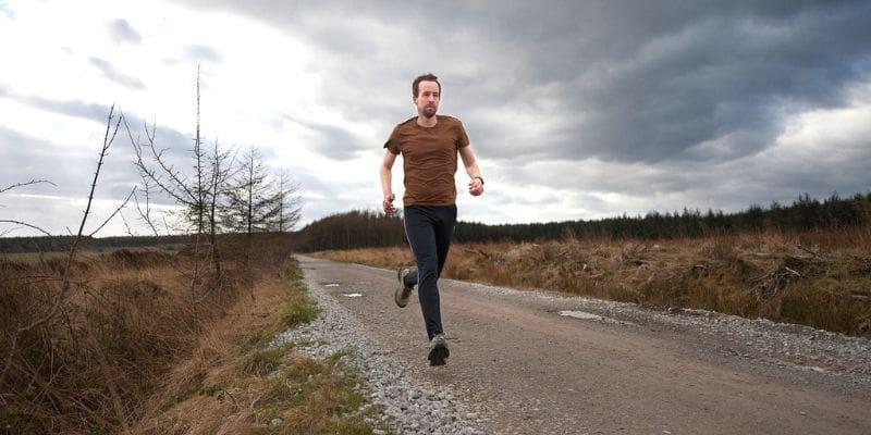What is running gait 98-min