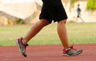 What is running gait HI-min