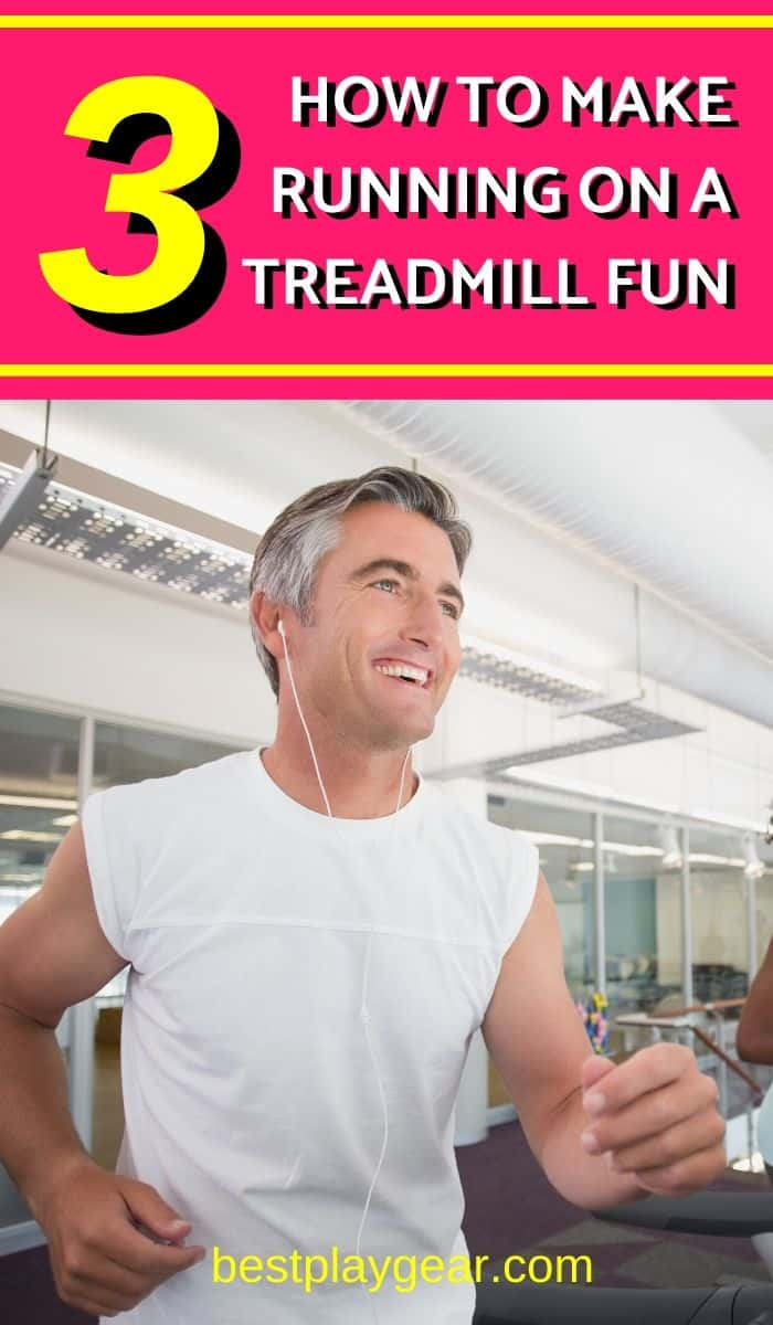 How to make treadmill running fun? Here are 3 running tips that will surely make running on a treadmill fun. Make your treadmill running a lot of fun for any runner.