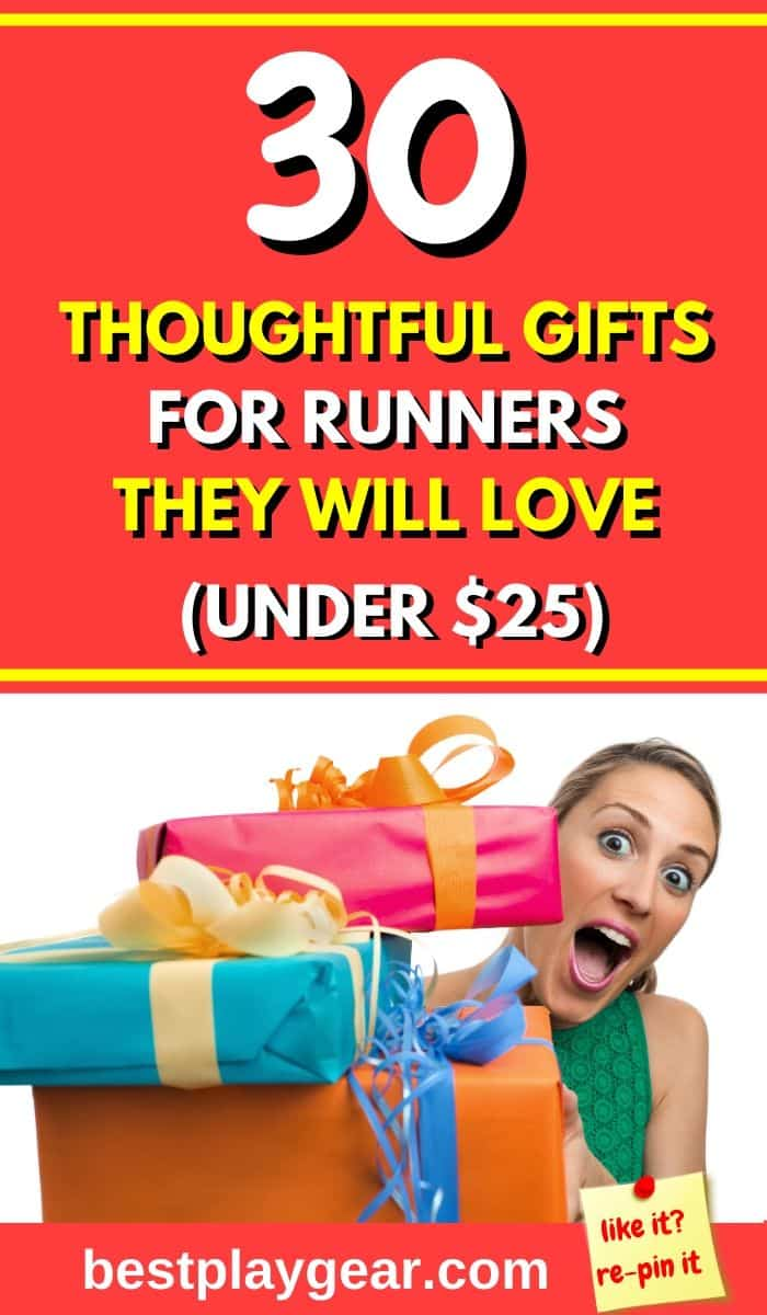Thoughtful gifts for runners | Stocking Stuffers for runners | Christmas Gifts for runners | Christmas gift ideas for runners