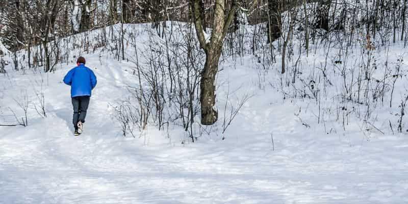 common winter running mistakes