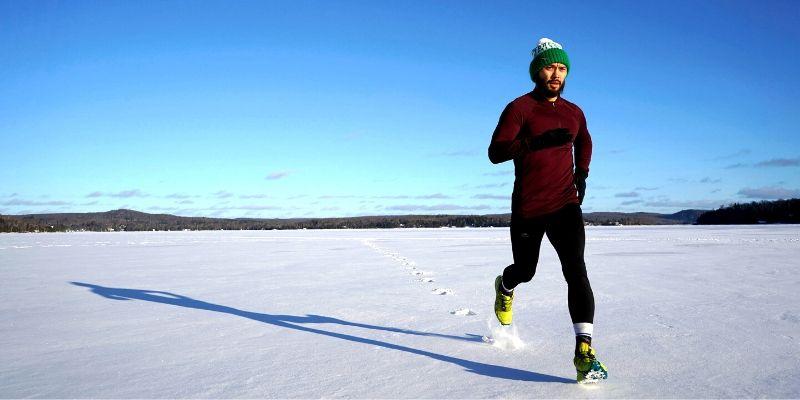 starting running in winter
