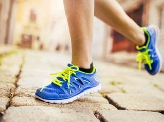 30 days to a 30 min running habit HI -min