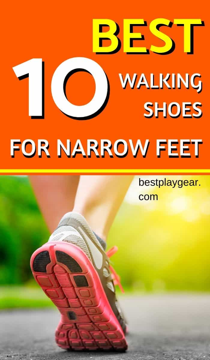 If your feet is narrow and you are finding it a challenge to get a proper walking shoe, here are the Best Walking Shoes For Narrow Feet