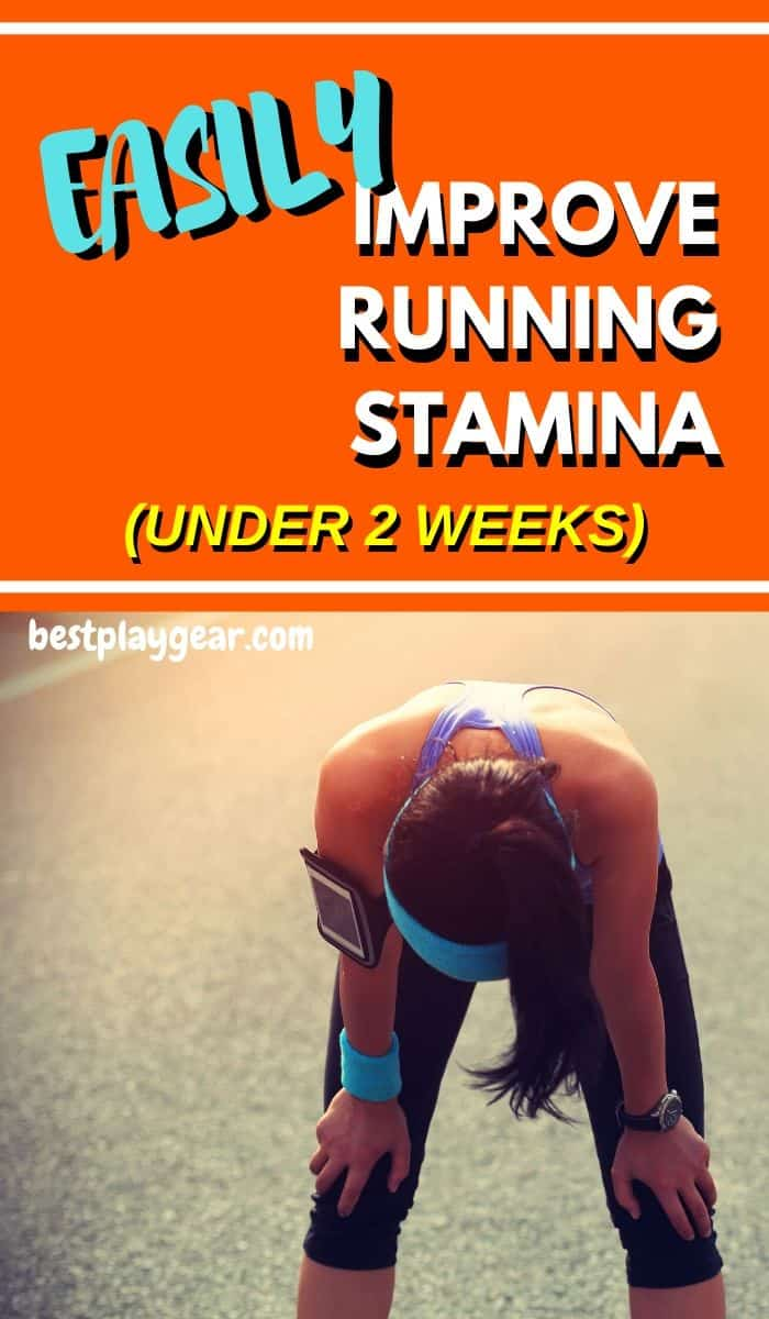 Want to improve running stamina easily? Here are some running tips that will help you to improve your running endurance under 2 weeks.