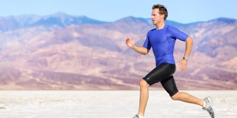 Running resolution for the new year