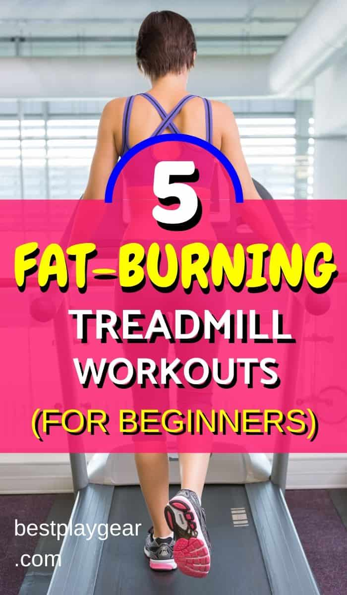 looking for weight loss treadmill workouts? These fat burning workouts on a treadmill will give you easy and quick weight loss even if you are walking. 5 fat burning treadmill workouts.