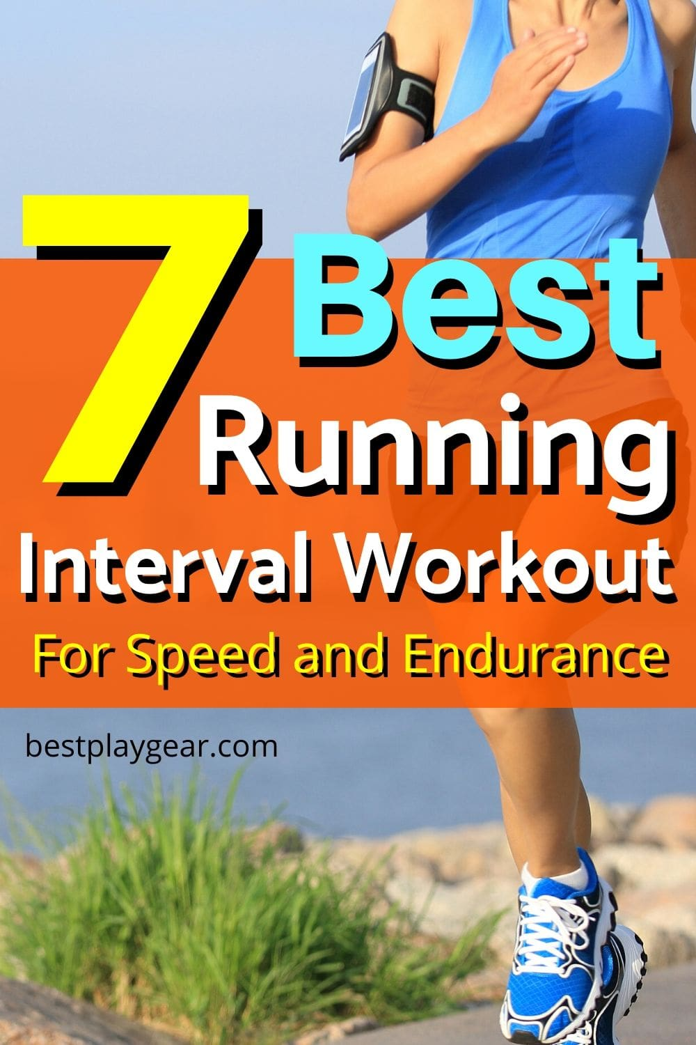 Best running interval workout for runners. These interval training will improve your speed and endurance. These are a combination of treadmill and outdoor exercises. Whether you are a beginner, intermediate or advanced runner, these interval workouts will take your running to the next level.