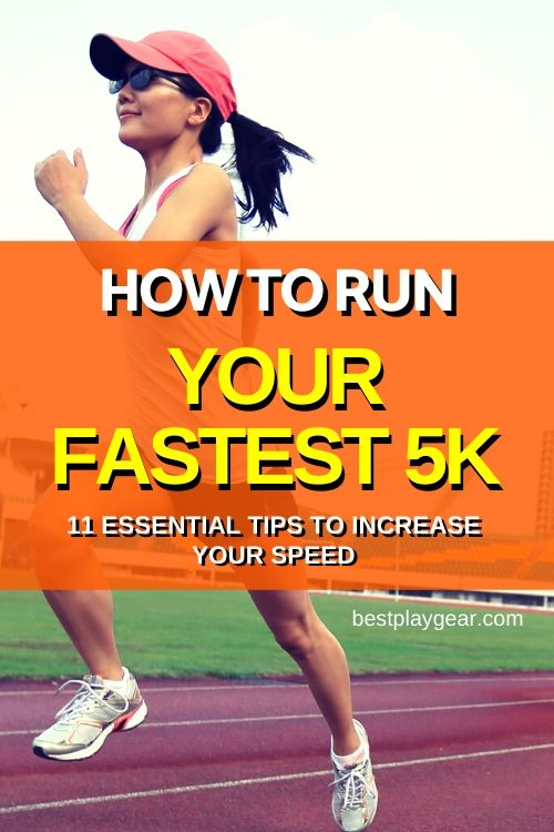 Running a 5k is a very challenging. Many runners want to get faster and improve their 5k time. Here are some definite tips that will you to run a fast 5k in no time.