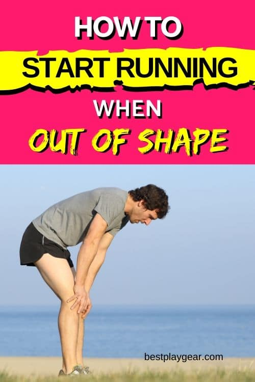 How to start running when out of shape? What happens if you start running when out of shape? If you are finding yourself asking such questions and you don't have any motivation left to start, then these running tips will get you past that starting line.