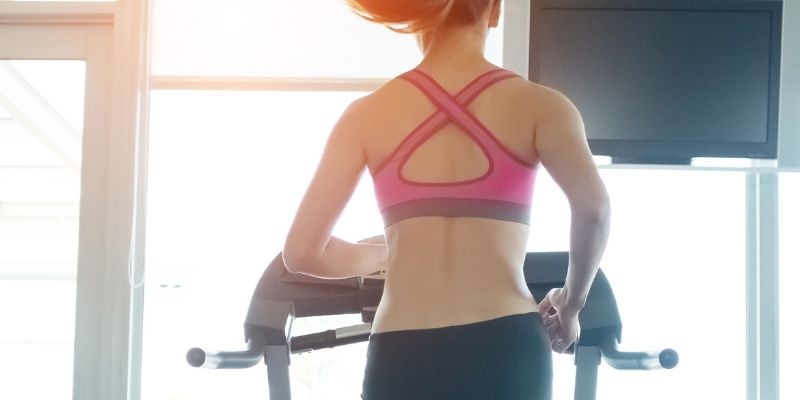 treadmill running interval workout