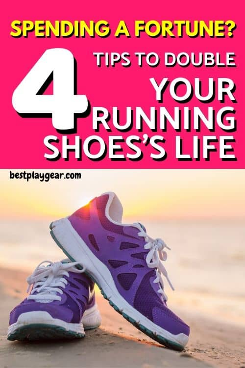 How to make running shoes last? Running shoes are expensive and they doesn't last for long. Here is how you can almost double their lifespan.