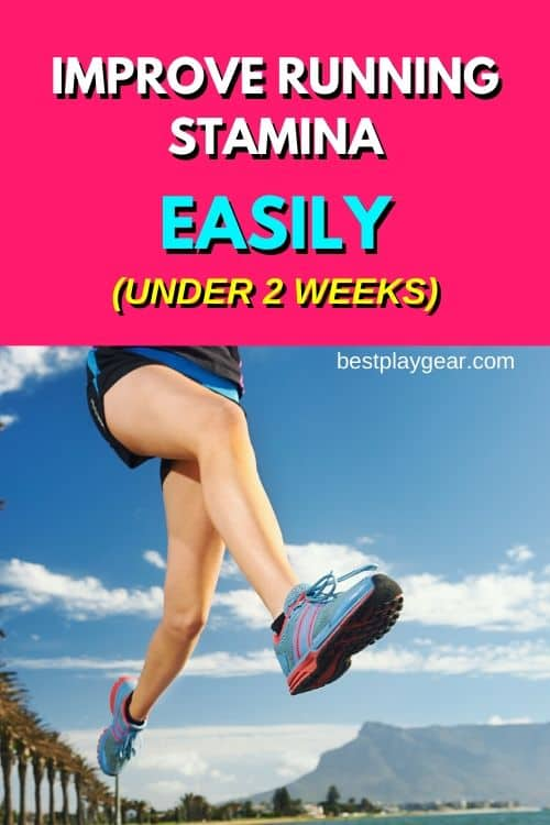 How to improve running stamina under two weeks? It may not seem easy but these running tips will help you to improve your running performance and endurance in a very short amount of time.