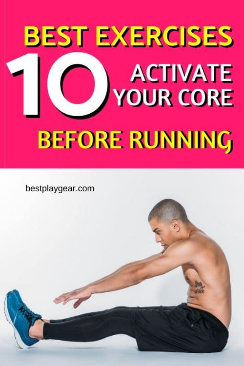 Do you activate your core before running? This is way different than strengthening your core. Here are some exercises to help you activate your core properly so that you can run better.