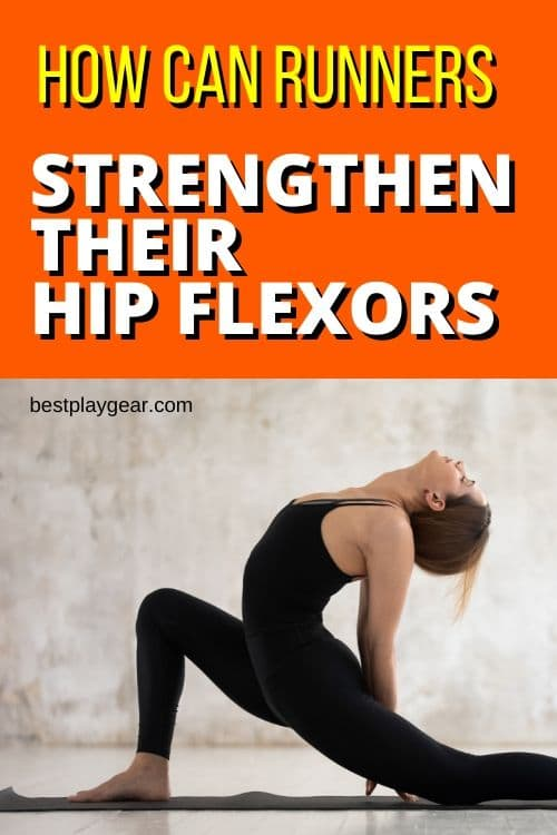 Hip flexor strengthening for runners will take some work. They need to do some specific exercises to strengthen their hips. These exercises will definitely help them out.