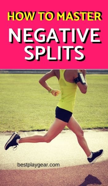 Running negative splits can be challenging. However, with a little practice, you can easily run and master negative splits. So forget the fear and hit the road running and take your running to the next level.