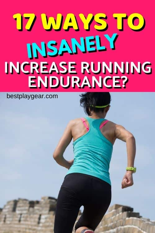 How to improve running endurance immensely? Well, that may seem like a challenge. However, here are some running tips that can increase your running stamina almost immediately.