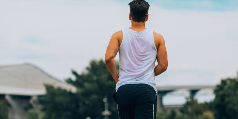 Running a mile a day benefits