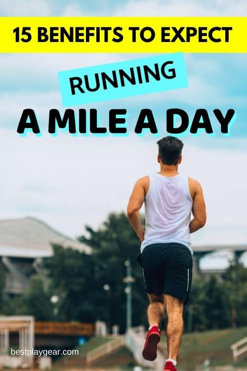 running a mile a day benefits may not be as you have expected. However, it can benefit both beginners and pro runners alike. If you are running a mile a day then after sometime you will be astonished by the amount of change you have gone through.