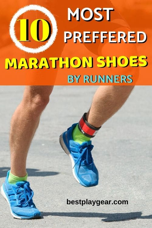 Looking for best marathon shoes? Here are some best running shoes for long-distance running that will help you keep running and will make running a marathon a breeze. Check them out today.
